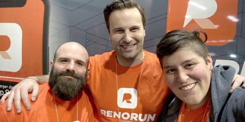 Behind-the-Scenes at RenoRun
